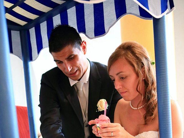 Il matrimonio di Marco e Sonia a Bellusco, Monza e Brianza 100