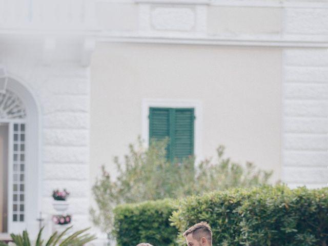 Il matrimonio di Francesco e Silvia a Livorno, Livorno 9