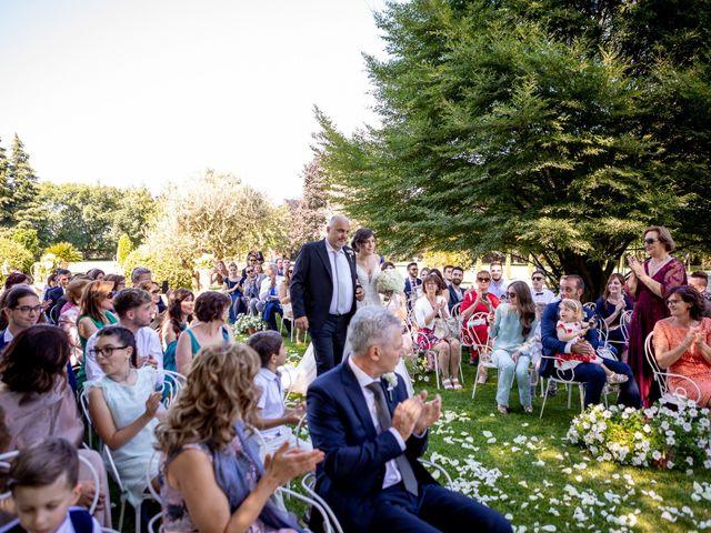 Il matrimonio di Giulio e Marta a Rovato, Brescia 20