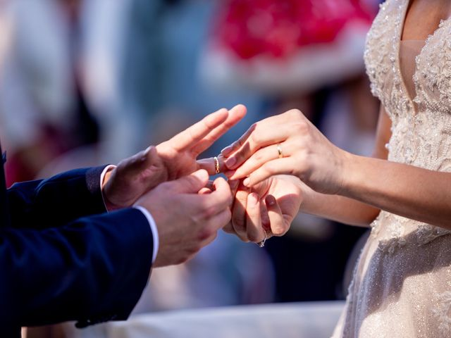 Il matrimonio di Giulio e Marta a Rovato, Brescia 22