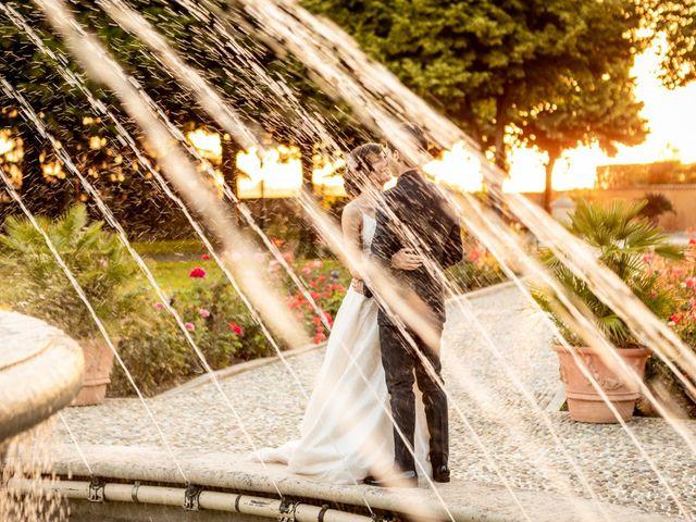 Il matrimonio di Giulio e Marta a Rovato, Brescia 28