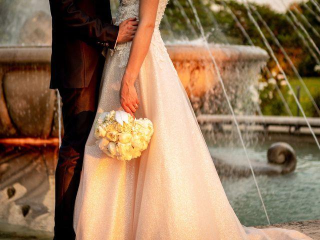 Il matrimonio di Giulio e Marta a Rovato, Brescia 29