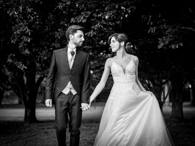Il matrimonio di Giulio e Marta a Rovato, Brescia 30