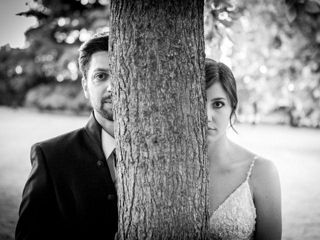 Il matrimonio di Giulio e Marta a Rovato, Brescia 33