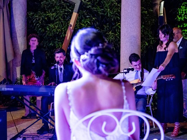 Il matrimonio di Giulio e Marta a Rovato, Brescia 43