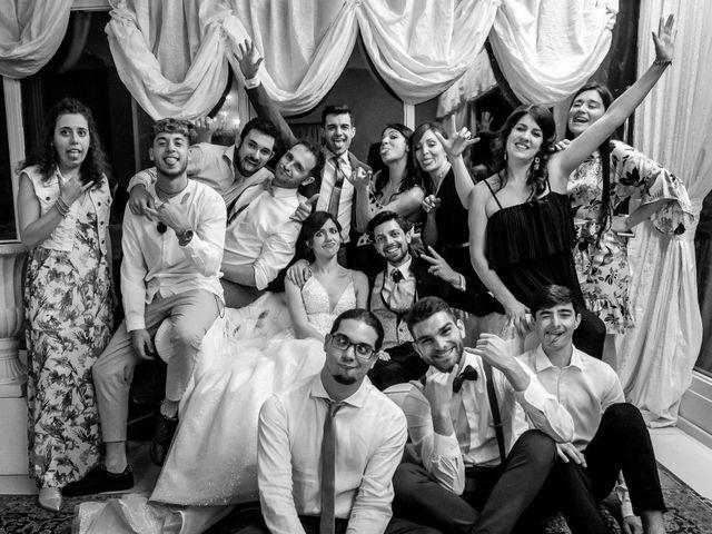 Il matrimonio di Giulio e Marta a Rovato, Brescia 47
