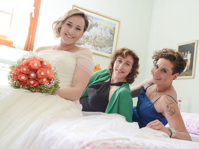 Il matrimonio di Michele e Cristina a Veroli, Frosinone 4