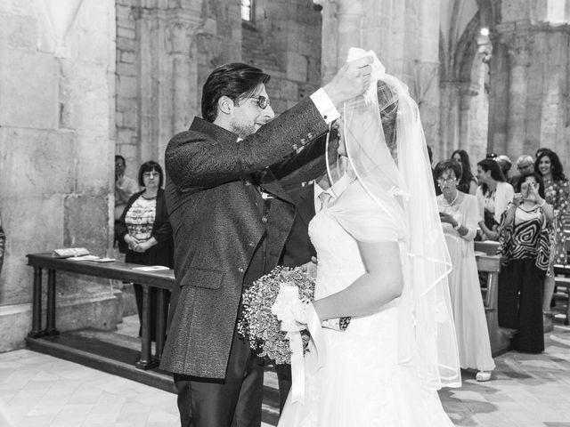 Il matrimonio di Michele e Cristina a Veroli, Frosinone 10
