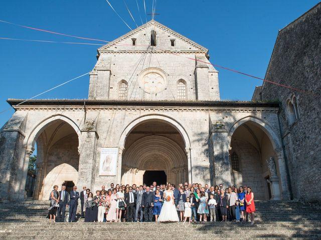 Il matrimonio di Michele e Cristina a Veroli, Frosinone 17