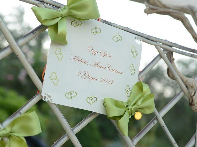 Il matrimonio di Michele e Cristina a Veroli, Frosinone 24