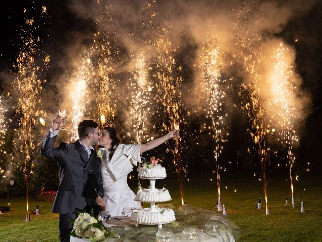 Le nozze di Emanuela e Luca