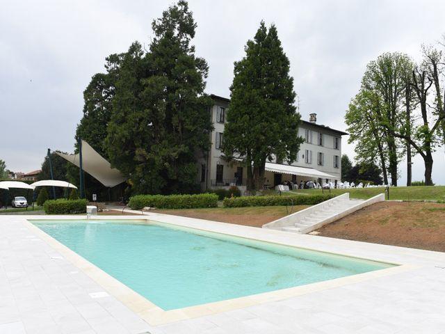 Il matrimonio di Massimiliano e Sara a Carnago, Varese 1
