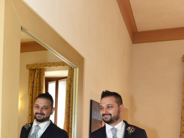 Il matrimonio di Massimiliano e Sara a Carnago, Varese 3