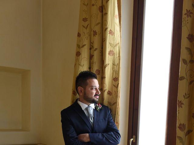 Il matrimonio di Massimiliano e Sara a Carnago, Varese 4