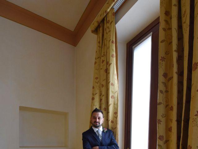 Il matrimonio di Massimiliano e Sara a Carnago, Varese 5