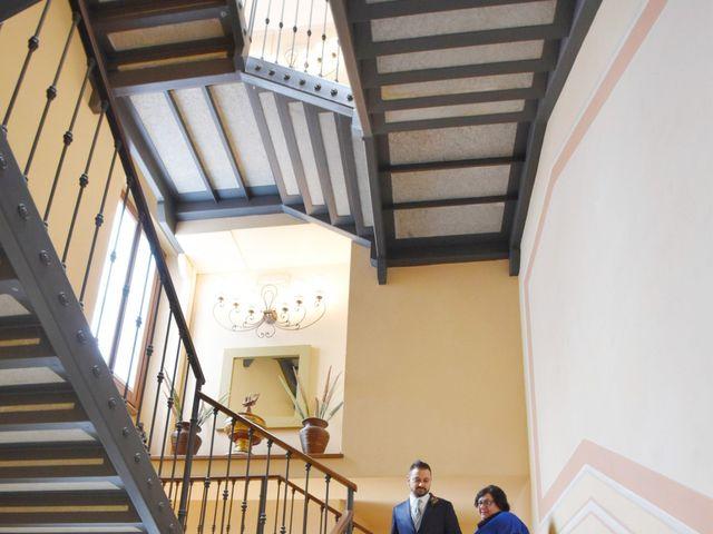 Il matrimonio di Massimiliano e Sara a Carnago, Varese 6
