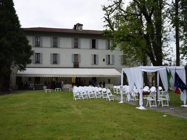 Il matrimonio di Massimiliano e Sara a Carnago, Varese 2