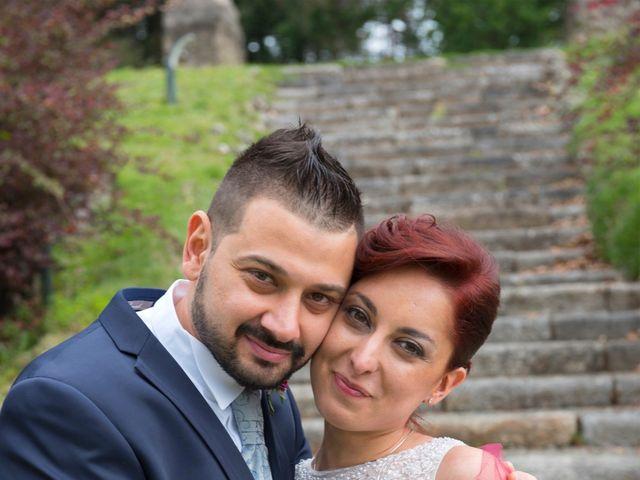 Il matrimonio di Massimiliano e Sara a Carnago, Varese 20