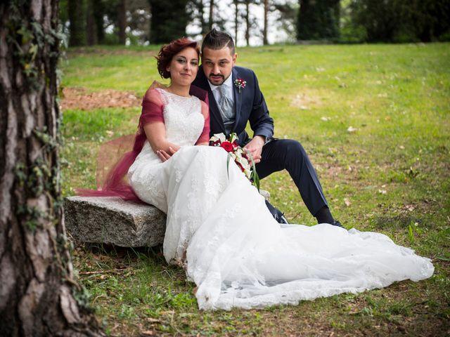 Le nozze di Sara e Massimiliano