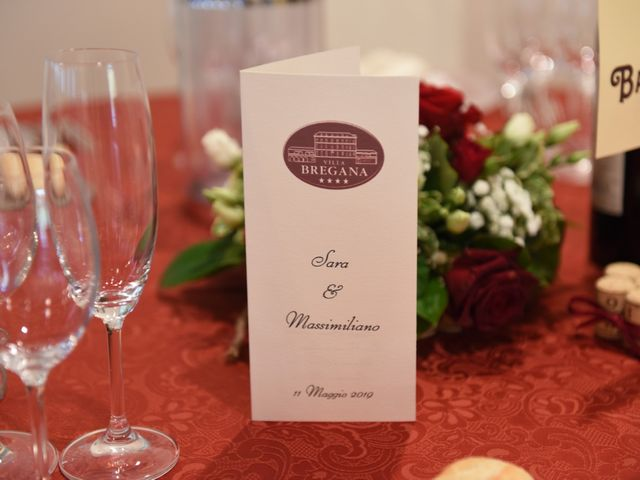 Il matrimonio di Massimiliano e Sara a Carnago, Varese 35