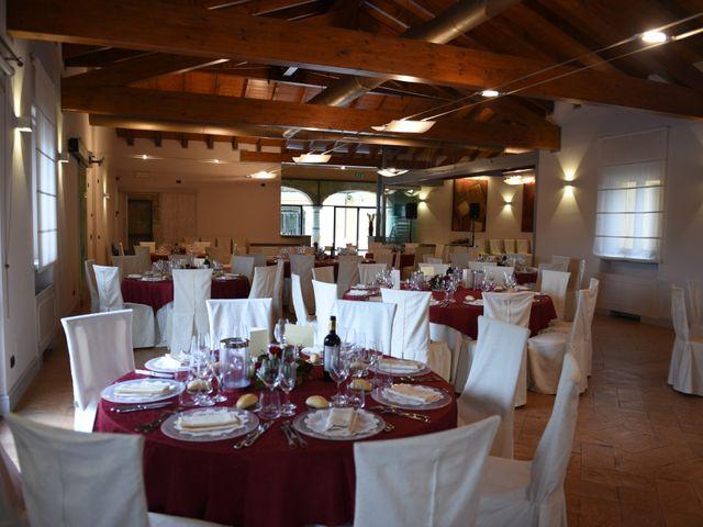 Il matrimonio di Massimiliano e Sara a Carnago, Varese 37