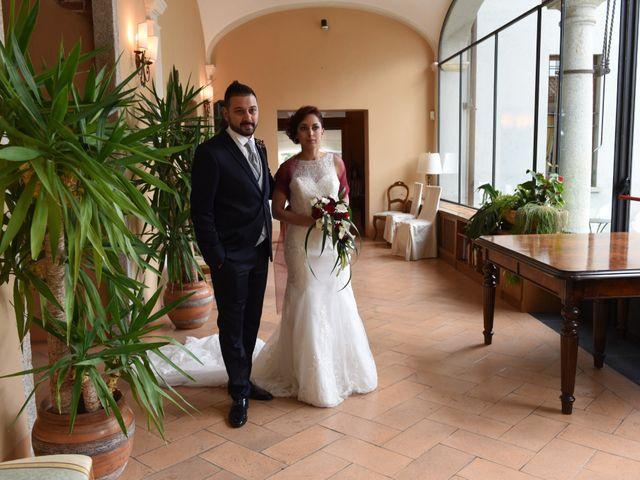 Il matrimonio di Massimiliano e Sara a Carnago, Varese 41