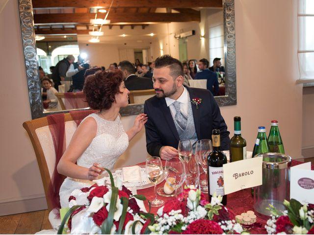 Il matrimonio di Massimiliano e Sara a Carnago, Varese 42