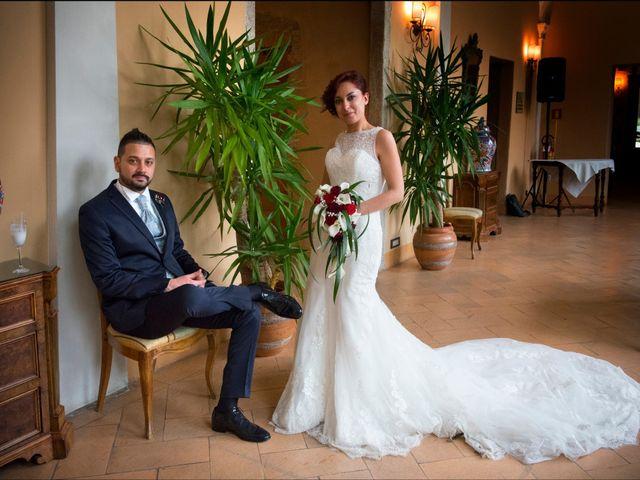 Il matrimonio di Massimiliano e Sara a Carnago, Varese 44