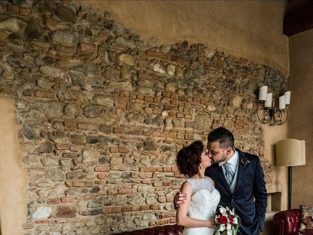Il matrimonio di Massimiliano e Sara a Carnago, Varese 45