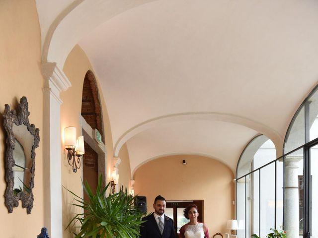 Il matrimonio di Massimiliano e Sara a Carnago, Varese 46