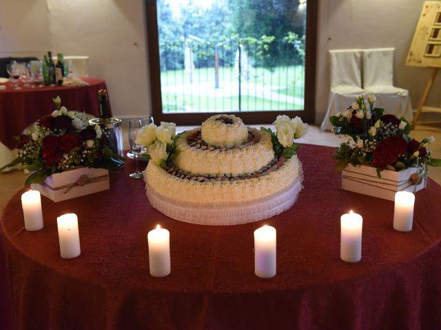 Il matrimonio di Massimiliano e Sara a Carnago, Varese 49