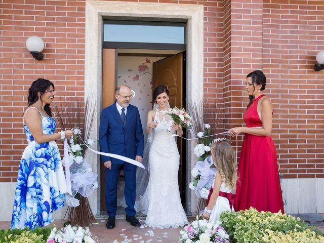 Il matrimonio di Fabio e Raffaella a Roma, Roma 22