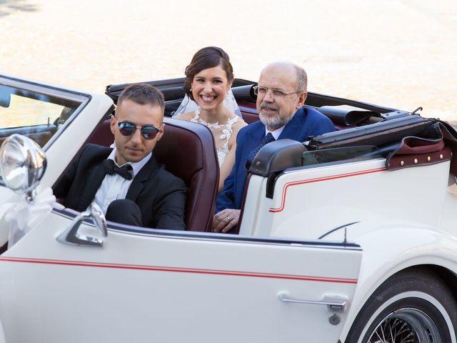 Il matrimonio di Fabio e Raffaella a Roma, Roma 24