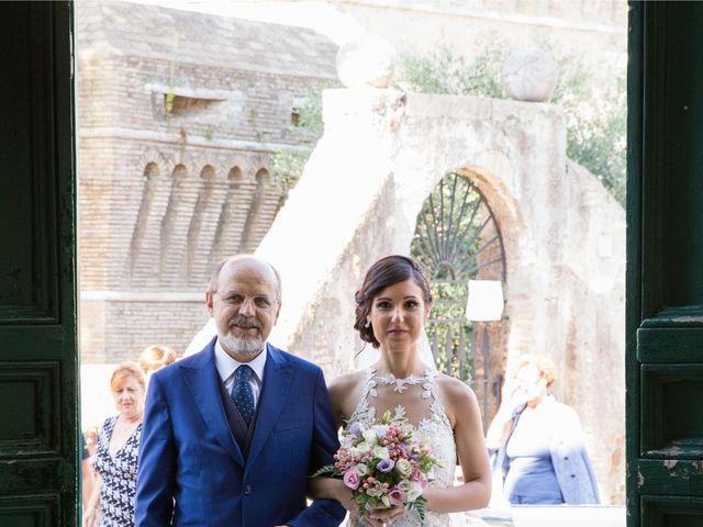 Il matrimonio di Fabio e Raffaella a Roma, Roma 26