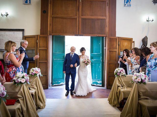 Il matrimonio di Fabio e Raffaella a Roma, Roma 27
