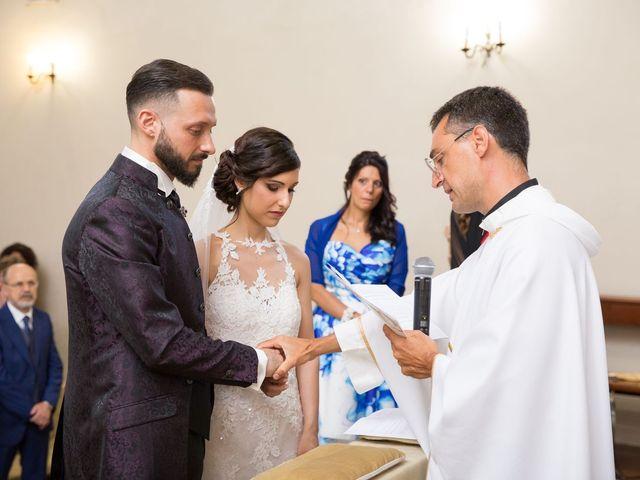 Il matrimonio di Fabio e Raffaella a Roma, Roma 29
