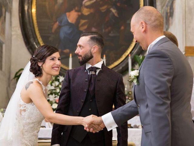 Il matrimonio di Fabio e Raffaella a Roma, Roma 32