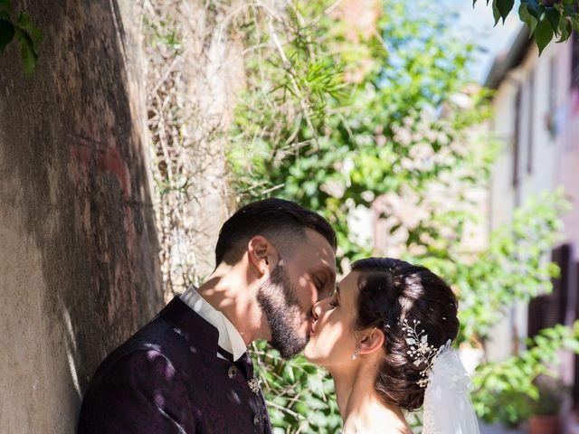 Il matrimonio di Fabio e Raffaella a Roma, Roma 36