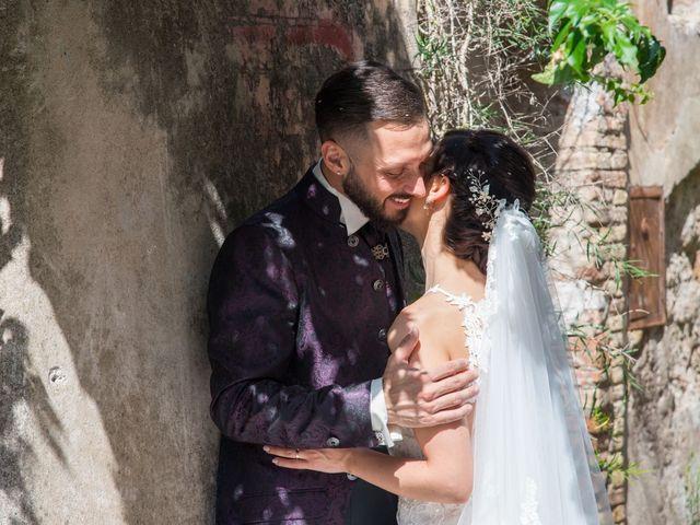 Il matrimonio di Fabio e Raffaella a Roma, Roma 38