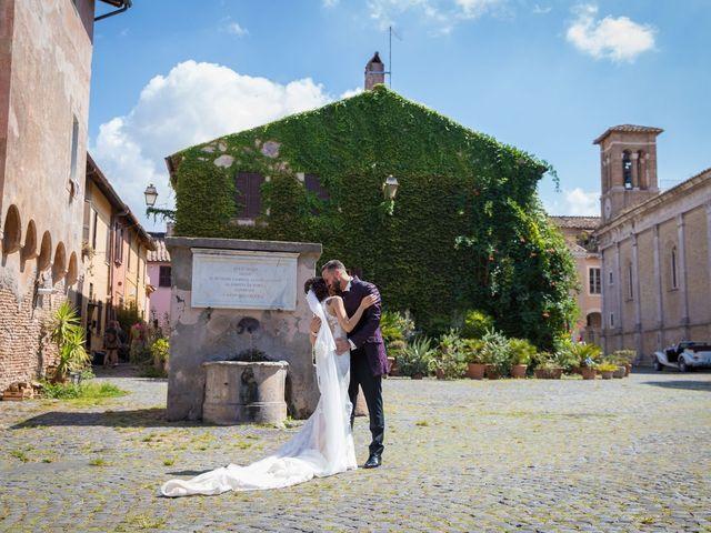 Il matrimonio di Fabio e Raffaella a Roma, Roma 39