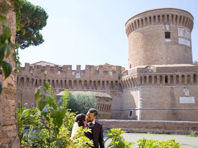 Il matrimonio di Fabio e Raffaella a Roma, Roma 42
