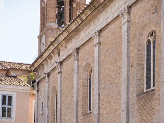 Il matrimonio di Fabio e Raffaella a Roma, Roma 43