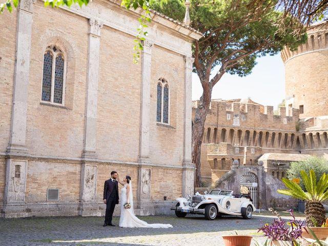 Il matrimonio di Fabio e Raffaella a Roma, Roma 44