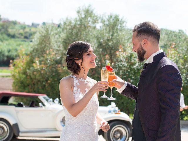 Il matrimonio di Fabio e Raffaella a Roma, Roma 52