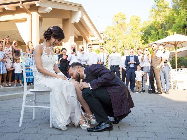 Il matrimonio di Fabio e Raffaella a Roma, Roma 72