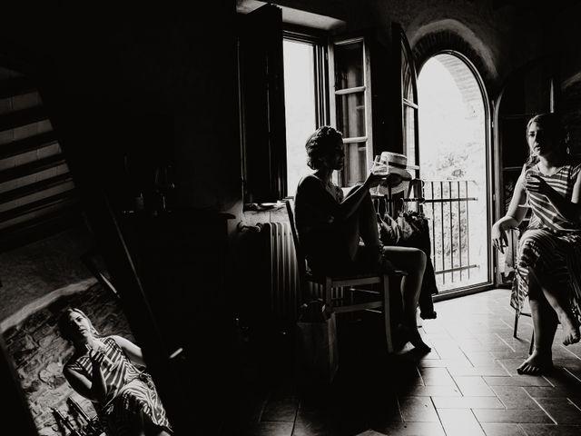 Il matrimonio di Andrea e Eloise a Carmignano, Prato 7
