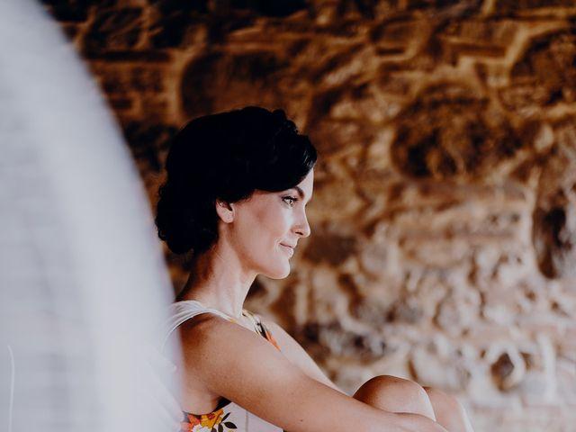 Il matrimonio di Andrea e Eloise a Carmignano, Prato 15