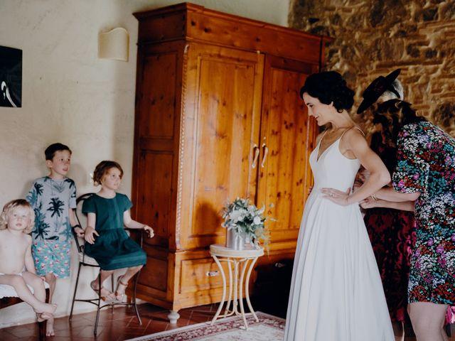 Il matrimonio di Andrea e Eloise a Carmignano, Prato 18
