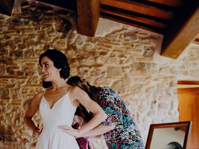 Il matrimonio di Andrea e Eloise a Carmignano, Prato 19