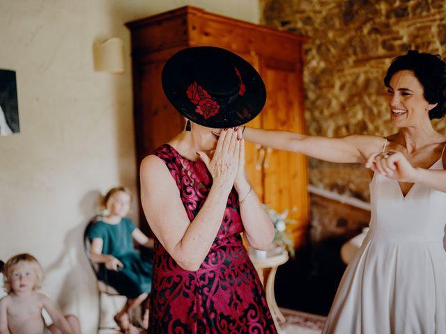 Il matrimonio di Andrea e Eloise a Carmignano, Prato 20